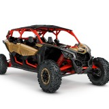 2017-Can-am-Maverick-X3-MAX-xrs-TURBO-Gold-and-Red-front
