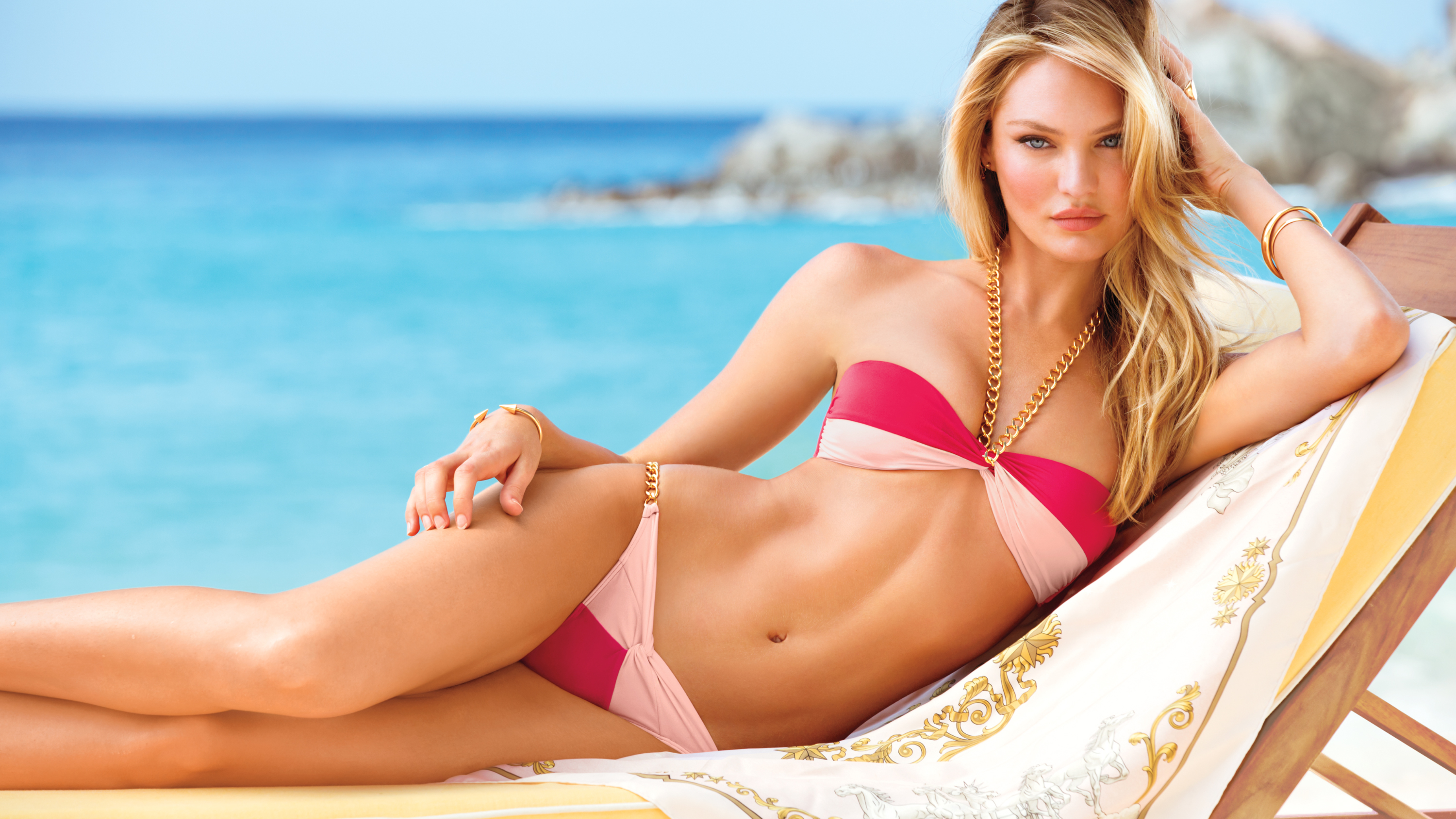 Bikini commercial