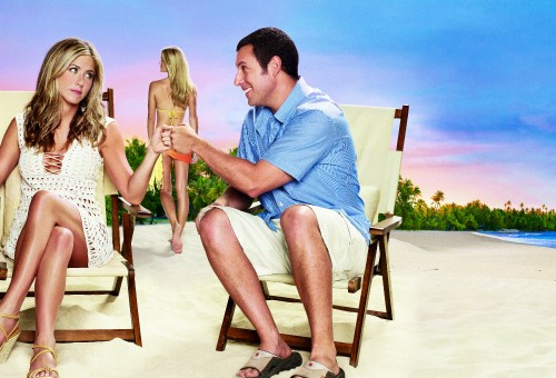 Jennifer-Aniston-and-Adam-Sandler-at-the-Beach---Just-Go-With-It-Movie.jpg