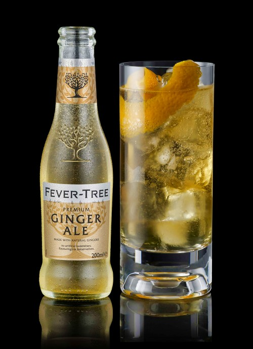 Fever Tree Premium Ginger Ale Drink Mixer 3