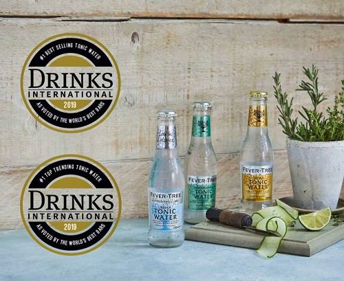 Fever-Tree Premium Ginger Ale Drink Mixer 7