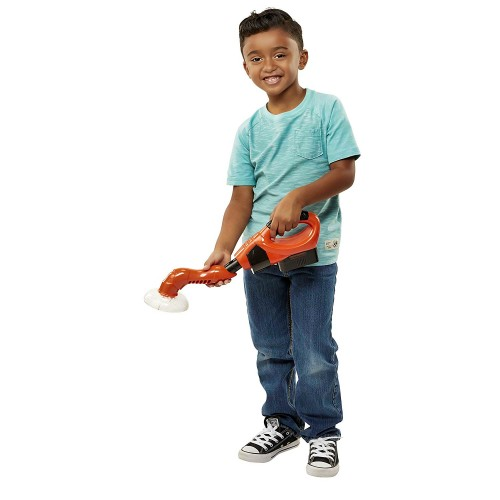 New-Black--Decker-Jr-Outdoor-Tool-Grass-Trimmer-Toy-For-Kids-Free-Shipping-1.jpg