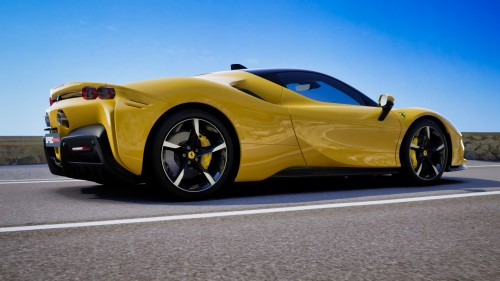 Ferrari-SF90-Stradale---Custom-Yellow-Exterior---Italian-Coastal-Road-27.jpg