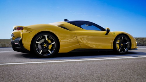 Ferrari-SF90-Stradale---Custom-Yellow-Exterior---Italian-Coastal-Road-28.jpg