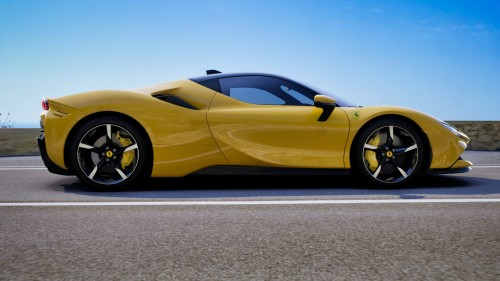 Ferrari-SF90-Stradale---Custom-Yellow-Exterior---Italian-Coastal-Road-30.jpg
