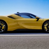 Ferrari-SF90-Stradale---Custom-Yellow-Exterior---Italian-Coastal-Road-30