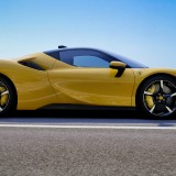 Ferrari-SF90-Stradale---Custom-Yellow-Exterior---Italian-Coastal-Road-31