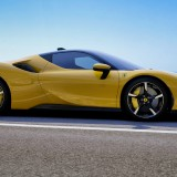 Ferrari-SF90-Stradale---Custom-Yellow-Exterior---Italian-Coastal-Road-32