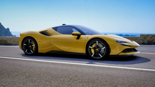 Ferrari-SF90-Stradale---Custom-Yellow-Exterior---Italian-Coastal-Road-33.jpg