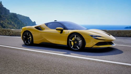 Ferrari-SF90-Stradale---Custom-Yellow-Exterior---Italian-Coastal-Road-34.jpg