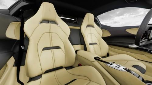 Ferrari SF90 Stradale Custom interior 1