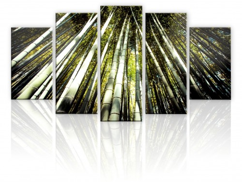 Designart-Long-Bamboo-Forest-Glossy-Metal-Wall-Art-5-Piece-32x60x1-2.jpg
