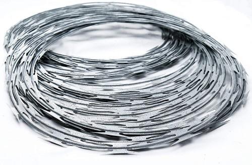 Security Razor Wire Cbt 65 33 Loops By Bobco Metals 4