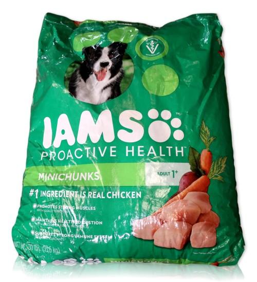 Proactive-Health-Adult-Minichunks-Dry-Dog-Food-Chicken-30-LB-Bag-Hole-in-Bag-1-min.jpg